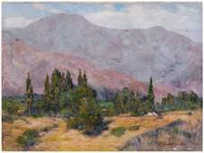 John Edward Walker painting
