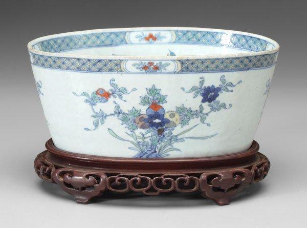 382: Chinese [doucai] bowl: