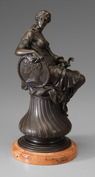 605: Bronze after G. Raphael Donner,
