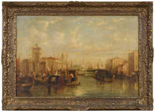 Attributed to William Clarkson Stanfield