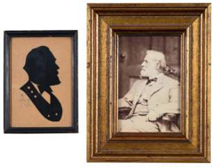 Two Robert E. Lee Images