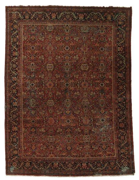 723: Mahal rug,
