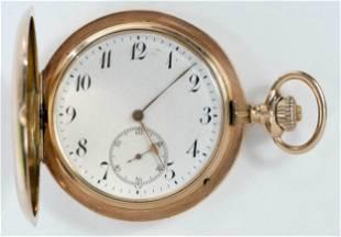 International Watch Co. 14kt. Pocket Watch