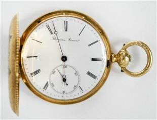 Montandon 18kt. Pocket Watch