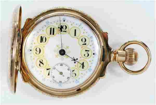 Elgin National Watch Co. 14kt. Pocket Watch
