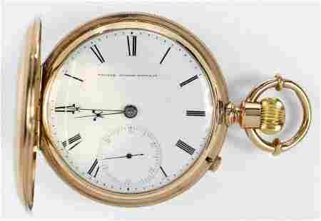 18kt. Pocket Watch