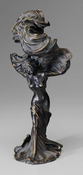 23: Raoul Larche bronze
