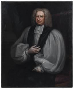 Irish or British School Portrait