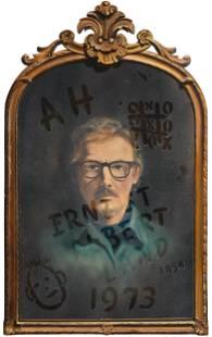 Ernest Albert Land Self Portrait