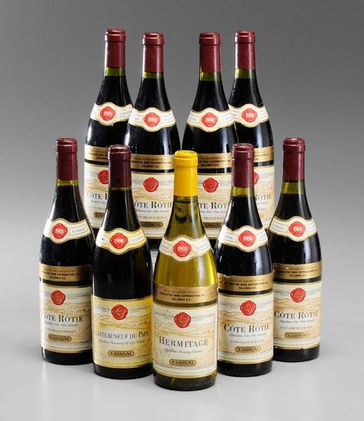 24: Nine Bottles Rhone Wine