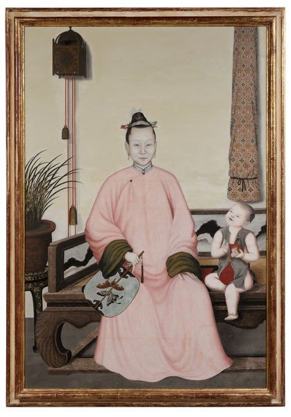 1456: Chinese School Painting