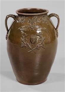 51: Rare John Lehman Alabama Political Jar