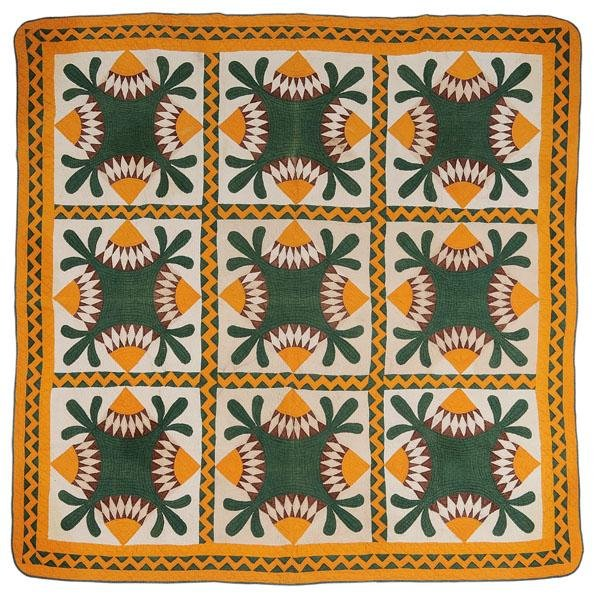 70: African-American Quilt