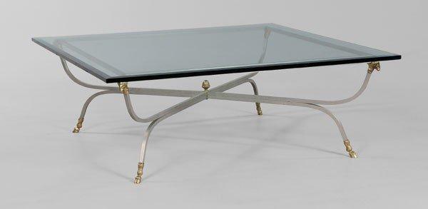 662: Mid-Century Modern Coffee Table