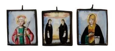 772 Three Diminutive Icons