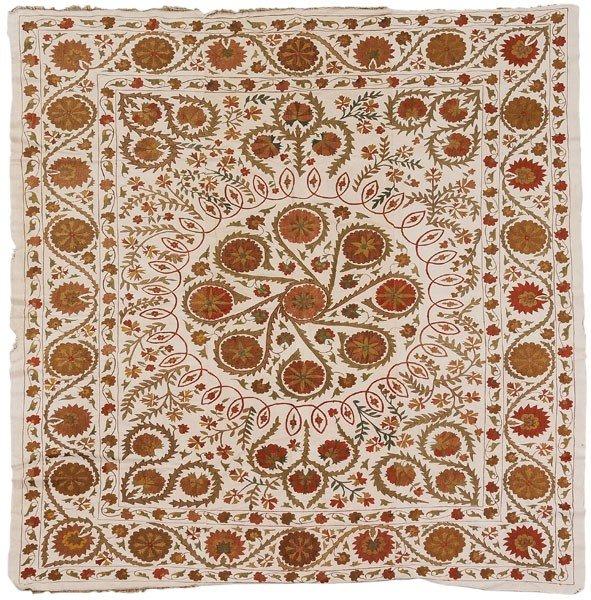 1: Suzani Embroidery