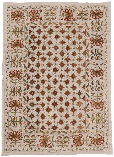 2: Suzani Embroidery