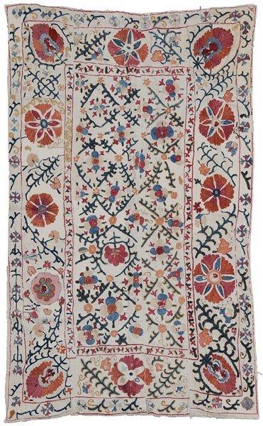 3: Suzani Embroidery