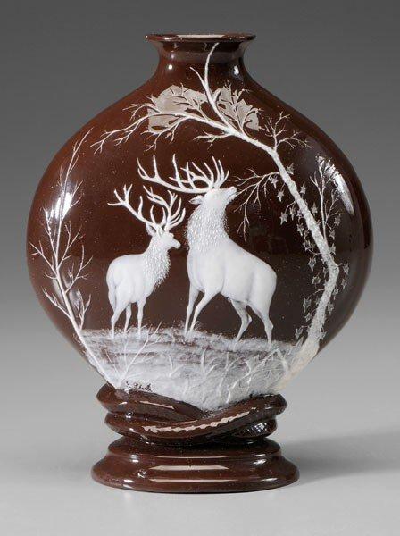 5: Pate-Sur-Pate Vase