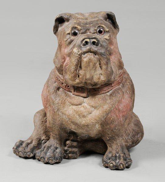 20: Terracotta Bulldog