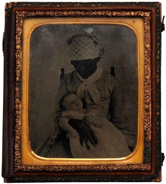 518: African-American Nursemaid