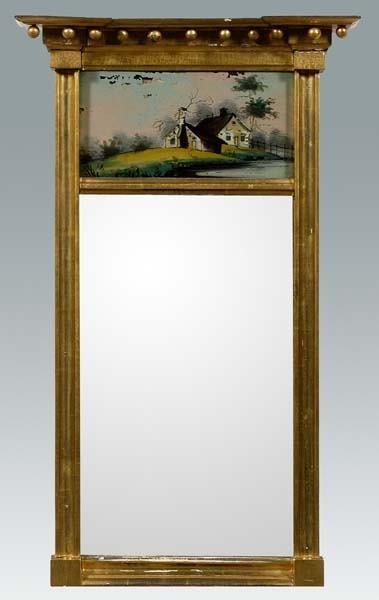 11: Federal architectural mirror,