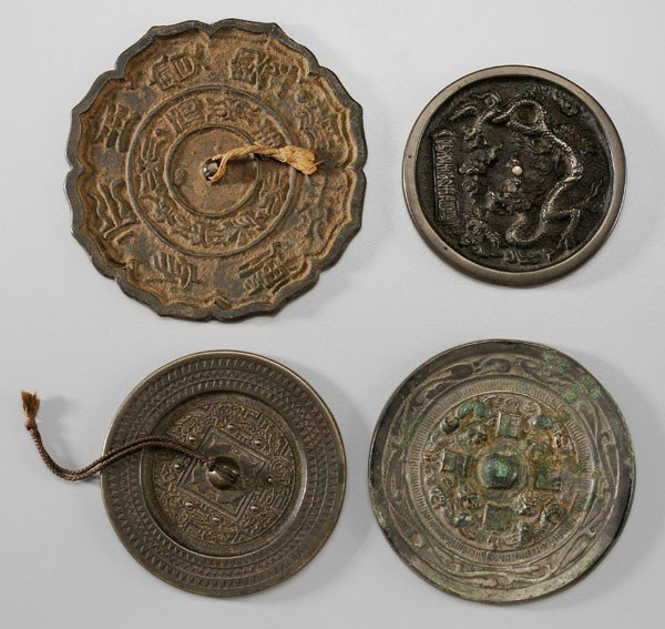 6: Four Bronze Mirrors