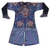 20: Blue Court Robe