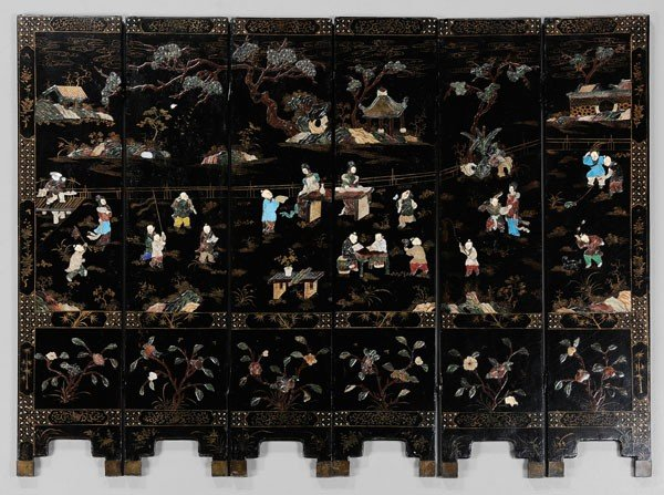 21: Six-Panel Screen