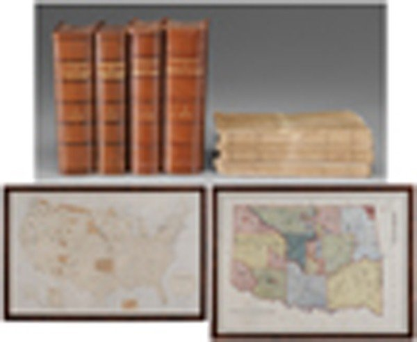 303: Native American Volumes, Maps