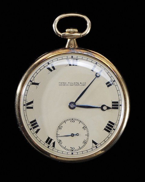 657: Patek Philippe Pocket Watch