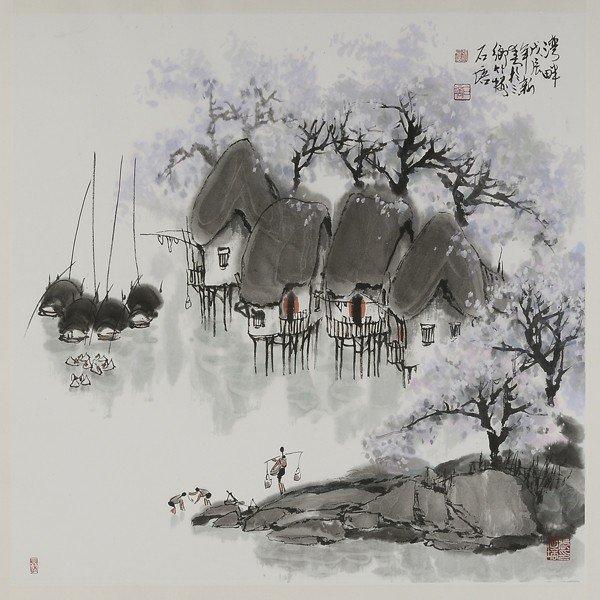 8: Zhang Shipei