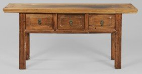 Ming Style Hardwood Altar Table