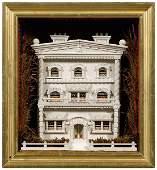 475 English or American Diorama