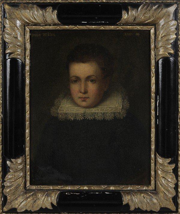 4: After Cornelis Janssens Van Ceulen