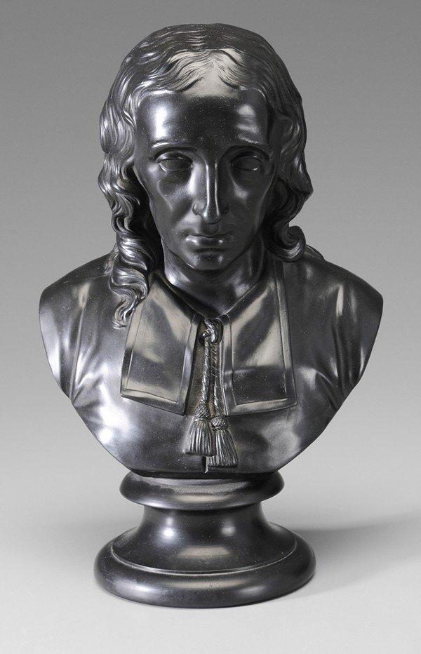 5: Wedgwood Bust of Milton
