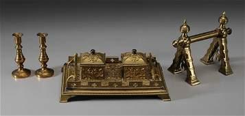 580 Group Brass Items