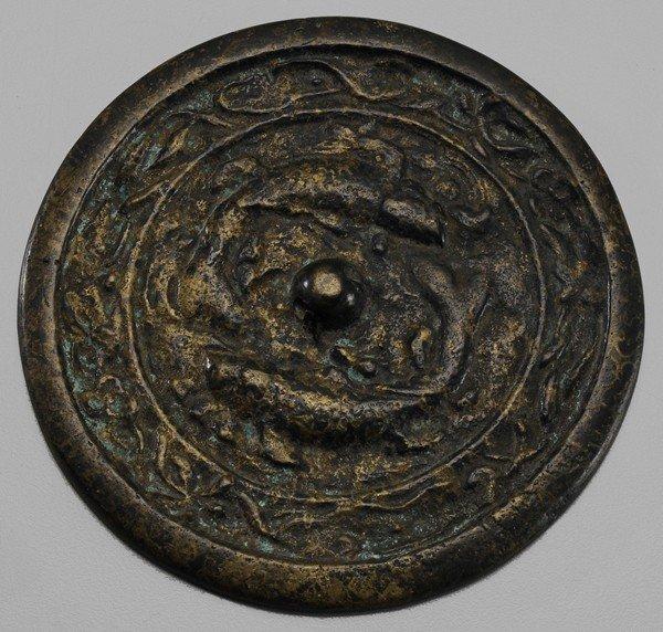 694: Bronze Mirror