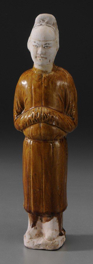 698: Pottery Tomb Figure