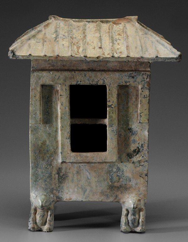 700: Ceramic Tomb Model