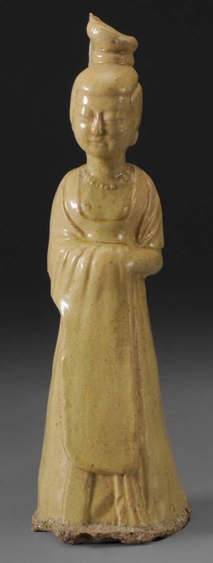 709: Pottery Tomb Figure