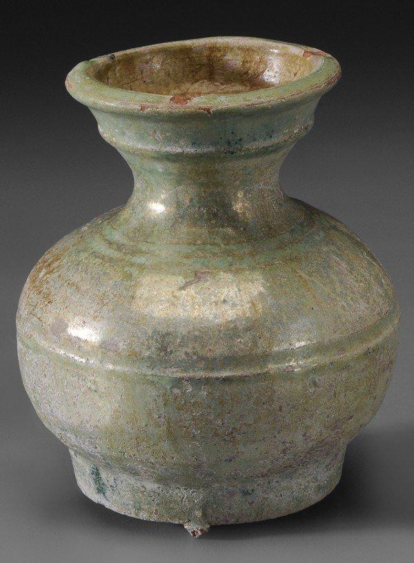 715: Pottery [Hu-]Form Jar