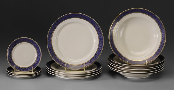 0524: Fourteen Pieces Rosenthal China