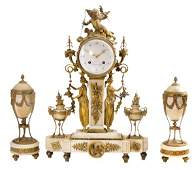Fine French Empire Gilt Bronze and
