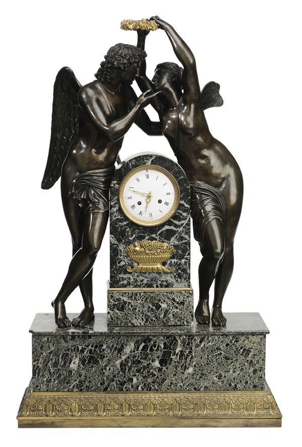 15: Monumental Empire Bronze and Marble