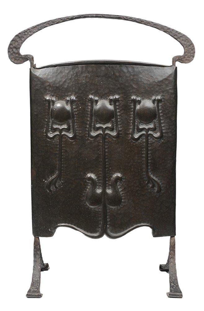 Art Nouveau/Arts and Crafts Copper