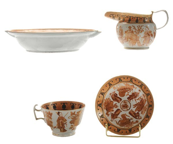 Canton Chinese Export Porcelain