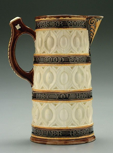 15: Wedgwood caterer pitcher,