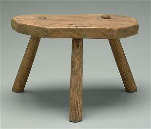 English three-legged stool,