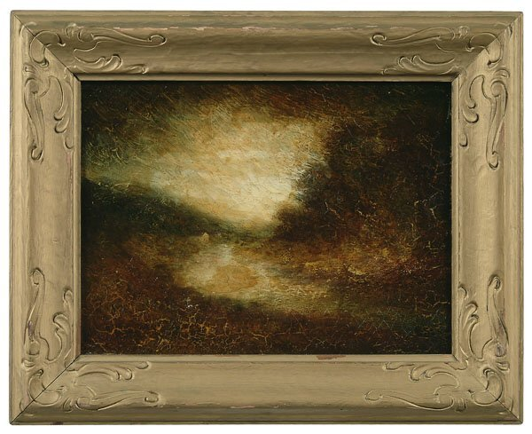 606: Landscape by Ralph Albert Blakelock